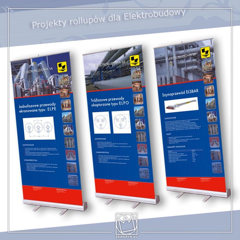 Projekt rollupów dla Elektrobudowy
